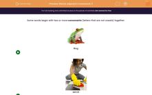 'Revise Adjacent Consonants 3' worksheet