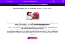 'Define Homeostasis' worksheet