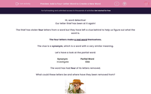 'Add a Four-Letter Word to Create a New Word' worksheet