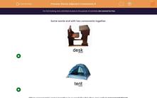 'Revise Adjacent Consonants 8' worksheet