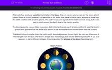 'Sun and Moon' worksheet
