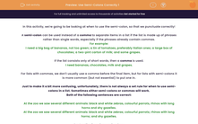 'Use Semi-Colons Correctly 1' worksheet
